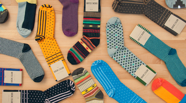 Sock Club: American Made Socks, Delivered Once A Month